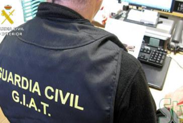 La Guardia Civil detiene a un profesor de Autoescuela que suplantó a un alumno en un examen para la obtención del permiso de conducir