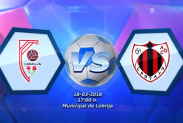 Fútbol en Directo – Atlético Antoniano vs AD Cartaya (audio + crónica)