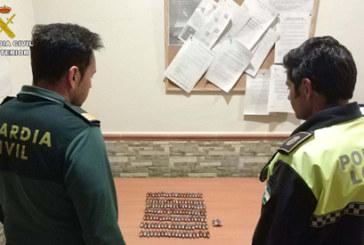 La Puebla de Guzmán | La Guardia Civil en coordinación con la Policía Local han detenido a dos personas por tráfico de drogas