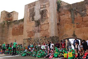 Los alumnos del CEIP 'Castillo de los Zúñiga' viajan al Medievo