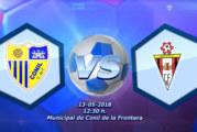Fútbol en Directo – Conil CF vs AD Cartaya (audio + crónica)