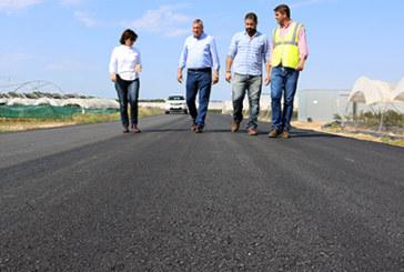 El Plan Integral de Reparación de Caminos Rurales alcanza cerca del 30% de ejecución