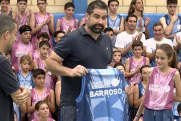 Reportaje | Un centenar de niños participan en el III Campus de Baloncesto CampoSur 2018