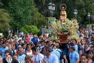 Todo listo para que arranque las fiestas de la Virgen del Mar de Isla Cristina
