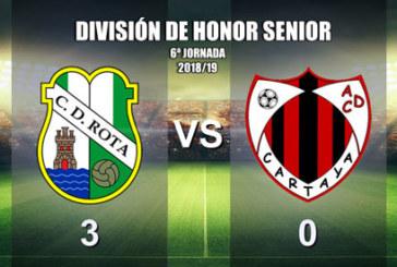 Fútbol en Directo | CD Rota vs AD Carataya (2018/19)