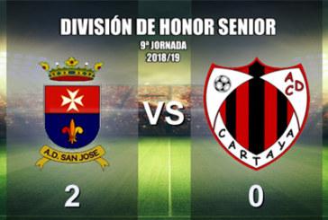 Fútbol en Directo | AD San José vs AD Cartaya (2018/19)