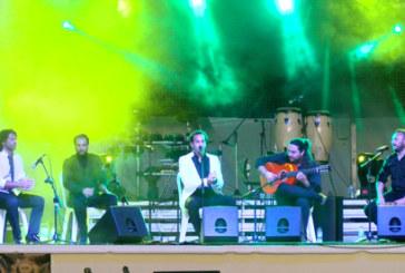 55 Feria de Octubre de Cartaya | Actuación flamenca de Moisés Vargas