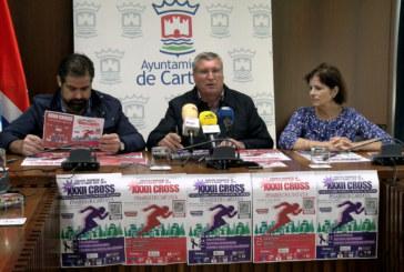 Cartaya Informa | Cartaya corre contra la Violencia de Género el 25 N, en el marco del XXXII Cross 'Pinares'