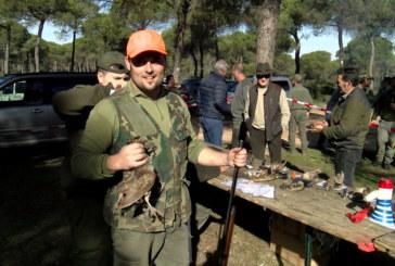 Reportaje | La Sociedad de Cazadores de Cartaya celebra su XV Concurso de Becadas