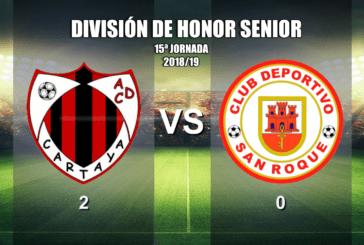 Fútbol en directo | AD Cartaya vs San Roque (2018/19)