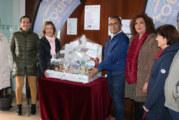 Cartaya Informa   Pepi Núñez Macías, ganadora de la Cesta de la Campaña 'Que sea de Huelva'