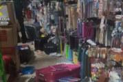 Gibraleón | La Guardia Civil detiene a un varón tras robar en un bazar accediendo al interior con un butrón