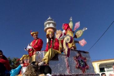 Reportaje | Cabalgata de Reyes Magos de El Rompido 2019