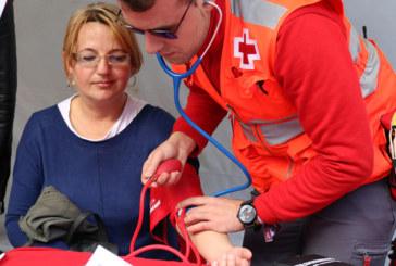 Campaña de Cruz Roja en Cartaya para dar a conocer su labor