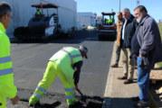 El Ayuntamiento pone en marcha el plan de asfaltado