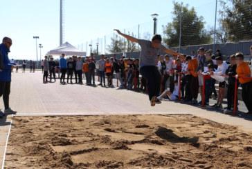 Cerca de 300 menores cartayeros de secundaria participan en las olimpiadas escolares