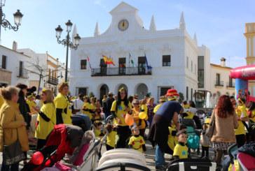 Los más pequeños abren el primer fin de semana de Carnaval en la calle en Cartaya