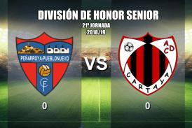 Fútbol en Directo | Peñarroya CF vs AD Cartaya (2018/19)
