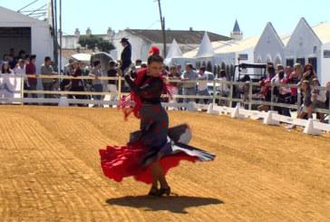 Reportaje   Un paseo por la Feria del Caballo de Cartaya