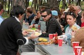 La Hermandad de San Isidro Labrador de Cartaya organiza el Almuerzo Habas con Choco