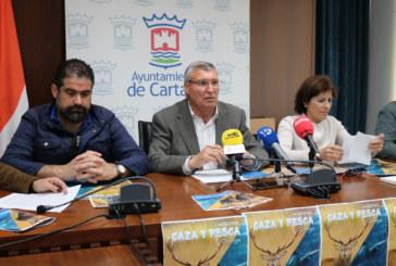 Cartaya Tv | Presentación de la I Muestra de la Caza y la Pesca