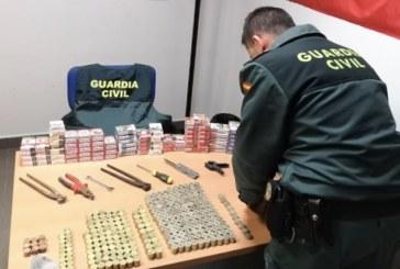 La Guardia Civil detiene a un varón tras un robo en una estación de servicio situada en la Autovía A-49