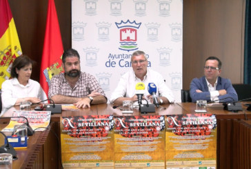 Cartaya Tv | Presentación X Concurso Provincial de Sevillanas AECA