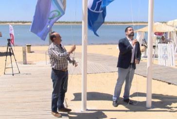 Cartaya Tv | Las Playas de Cartaya lucen ya su Bandera Azul