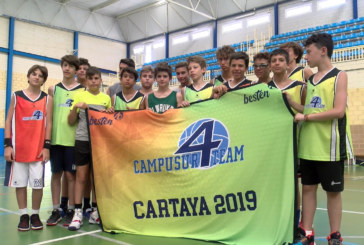 Cartaya Tv | IV Campus de Baloncesto Campusur 4 Team Cartaya 2019