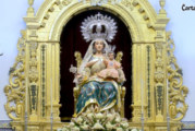 Cartaya Tv | Exaltación y Traslado al paso procesional de la Virgen de Consolación