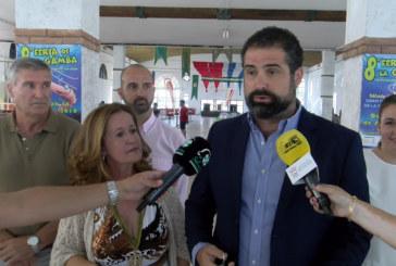Cartaya Tv | Inauguración de la VIII Feria de la Gamba de la Hdad. de San Isidro Labrador de Cartaya