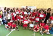 Cartaya Tv   Clausura del Campamento Solidario «Guardianes del Faro»