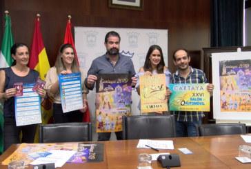 Presentación de la programación de la 56 Feria de Octubre de Cartaya