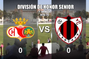 Cartaya Tv | Chiclana CF vs AD Cartaya (2019/20)