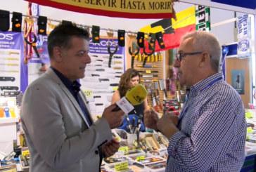 56ª Feria de Octubre de Cartaya – Stand Cuchillería de Albacete