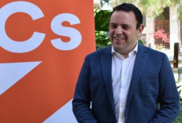 Carlos Hermoso encabeza la lista al Congreso de los Diputados por Ciudadanos en Huelva