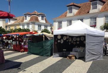 Los transbordadores que cruzan el Guadiana se preparan para la feria de Villa Real de San António