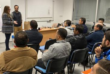El Ayuntamiento imparte un curso de Prevención de Riesgos Laborales en Albañilería