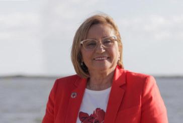 María Luisa Faneca encabeza la lista al Congreso de los Diputados por el PSOE de Huelva