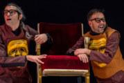 Ron Lalá vuelve al Ciclo de Teatro de Otoño con su aclamado montaje 'Crimen y Telón'