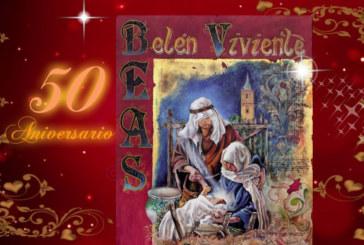 El Belén Viviente de Beas cumple su 50ª edición
