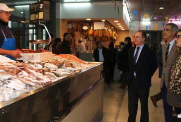 Comienza la digitalización del Mercado Municipal de Abastos de Cartaya
