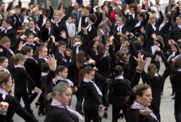 Cartaya Tv | Flashmob Flamenco de la Academia Mpal. de Baile de Cartaya