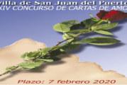 El concurso de cartas de amor 'Villa de San Juan del Puerto', llega a su XXIV edición