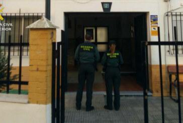 Isla Cristina   La Guardia Civil ha procedido a la detención de un varón por varios robos en establecimientos de la localidad