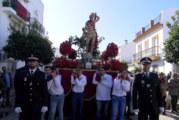 Cartaya Tv | San Sebastián procesiona por las calles de  Cartaya