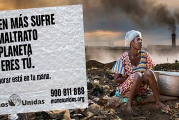¡Colaborar esta en tu mano! Manos Unidas inicia su campaña número 61