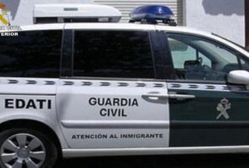 Palos de la Frontera | La Guardia Civil ha detenido a un empresario agrícola que tenía trabajadores en su finca en situación irregular