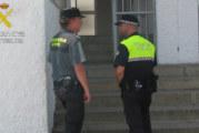Almonte | La Guardia Civil y la Policía Local detienen a un varón por un robo con violencia perpetrado en la localidad
