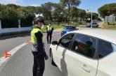 Cartaya intensifica los controles policiales en los accesos a los núcleos costeros